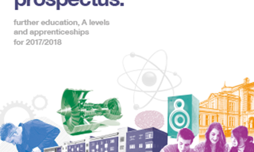 Image representing Online Prospectus and Course Guides